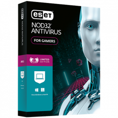 ESET NOD32 Antivirus for Gamers